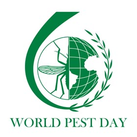 Mark Your Calendar For June 6 2017 World Pest Day A Multinational Event Created To Raise The Status Of Management Industry Among General
